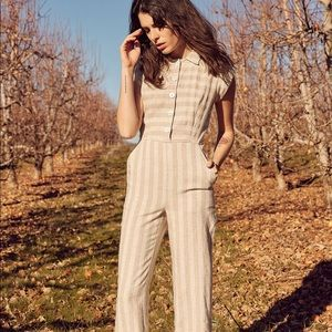 Christy Dawn Phoebe Jumpsuit NWOT